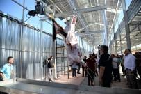 KURBAN KESİMİ - Pursaklar Belediyesi, Kurban Bayram'ında Vatandaşın Yüzünü Güldürdü