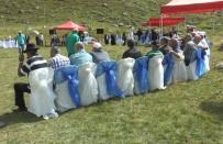 SÜNNET TÖRENİ - Rize'de 2 Bin 400 Metrede Sünnet Düğünü Düzenlendi