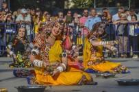 Sarımsak Festivalinde Halk Oyunları Ekipleri Göz Doldurdu