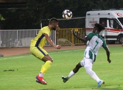 Spor Toto 1. Lig Açıklaması Giresunspor Açıklaması 0 - Menemenspor Açıklaması 2 (Maç Sonucu)