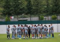 SPARTA - Trabzonspor, Kasımpaşa Maçı Hazırlıklarına Başladı