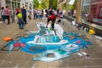 KÜRESEL ISINMA - Türk 3D Sokak Sanatçısından Uluslararası Başarı