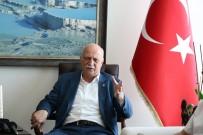 KURBAN KESİMİ - TZOB Genel Başkanı Şemsi Bayraktar'dan Buğday Üretimi Açıklaması Açıklaması