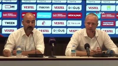 Vaclav Jilek Açıklaması 'Erken Yediğimiz Gol Planlarımıza Uymadı'