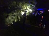 Bartın'da Araç Baraja Uçtu Açıklaması 4 Kişi Kayıp
