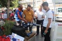 Bingöl'de Arama Kurtarma Ekipman Sergisi