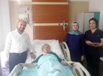 KARIN AĞRISI - Bu Ameliyat Dünyada 17. Türkiye'de İse 2. Kez Gerçekleşti