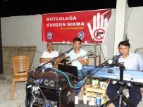 MÜSAMAHA - Hisarcık'ta 'Mutluluğa Kurşun Sıkma, Geleceği Karartma' Afişleri Etkili Oldu