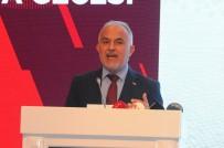 İSTANBUL TEKNIK ÜNIVERSITESI - Kızılay Genel Başkanı Kınık'tan Eleştirilere Yanıt