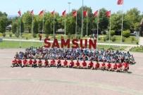 ENGELLİ ÇOCUK - Samsun'da 30 Bini Aşkın Kişi Sporla Buluştu