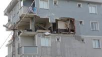 Sancaktepe'de Bir Dairede Patlama  Açıklaması1 Yaralı