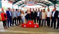Taşköprü'de En İyi Sarımsak Ve En Güzel Buzağı Yarışması Düzenlendi
