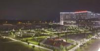 ELEKTRİK ENERJİSİ - Adana'nın Güneşi, Şehir Hastanesi'ni Aydınlatıyor