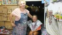 Burhaniyeli Çocuklar Gece Pazarı'nda Boyama Yaptı