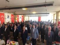 OĞUZ KAAN SALICI - CHP Adıyaman İl Başkanı Çakmak, İl Başkanları Toplantısına Katıldı