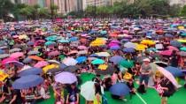 YARGI SİSTEMİ - Hong Kong'daki gösteriler devam ediyor