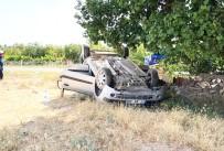 Kırşehir'de Kaza Açıklaması 5 Yaralı