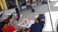 KAN BAĞıŞı - Mahalleli İstedi Kızılay'ın Gezici Kan Bağış Tırı Yola Çıktı