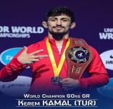 Millilerden Dünya Gençler Güreş Şampiyonasın'da Büyük Başarı