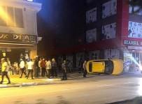 Tokat'taki Kavgada 7 İş Yeri, 3 Otomobil Zarar Gördü