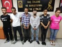 Uyuşturucu Yuvasına Baskın Açıklaması 7 Gözaltı