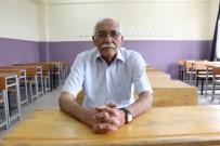 ÜNIVERSITE DIPLOMASı - 71 yaşında üniversiteli oldu