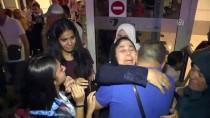 ARAFAT - Antalya'da İlk Hac Kafilesi Döndü