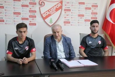 Boluspor, 3 Yeni Transferine İmza Attırdı