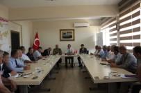 BAŞSAVCı - Çerkezköy'de Alınacak Güvenlik Tedbirleri Konuşuldu