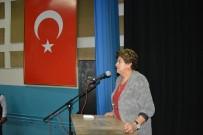 Çomaklı Aşkale Kültür Festivali'nde 'Kara Fatma'Yı Anlattı