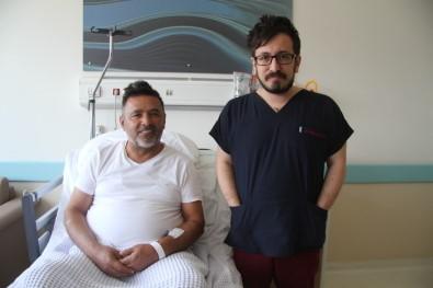 Doktorun 'benimle kal' dediği kalbi duran hasta 10 dakikada hayata döndürüldü
