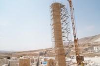 AYETLER - Hasankeyf'teki 650 Yıllık Koç Camii Yeni Yerine Yerleştirildi