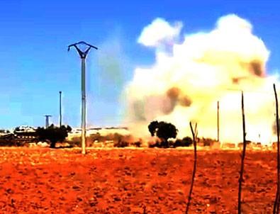 İdlib'de Türk askeri konvoyuna hava saldırısı