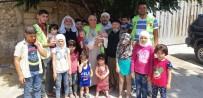 DOĞU TÜRKISTAN - İmkander'den Mazlum Ve Mağdurlara Kurban Yardımı