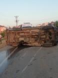 Kahramanmaraş'ta Askeri Araç Devrildi Açıklaması 2 Yaralı