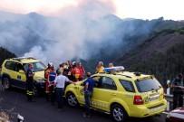 PEDRO - Kanarya Adaları'nda Yangın Yayılıyor