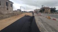Karaman Belediyesinde Asfalt Çalışmaları