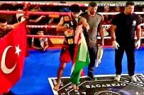 ALTIN KEMER - Küçükköyspor MMA'da Tiflis'ten Altın Kemerle Döndü