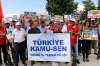 Türkiye Kamu-Sen Açıklaması 'Bu Teklifi Kabul Etmiyoruz'