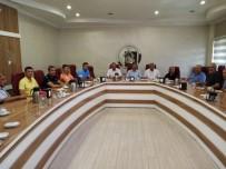 ASMYD Öncülüğünde Spor İstişare Toplantısı Yapıldı