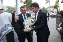 Murat Kurum - Bakan Kurum Partililerle Bir Araya Geldi
