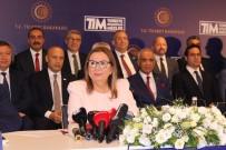 Ruhsar Pekcan - Bakan Pekcan, Temmuz Ayı İhracat Rakamlarını Açıkladı