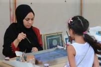 SULAR VADİSİ - Başakşehirli Gençler Sanatı Sokağa Taşıdı