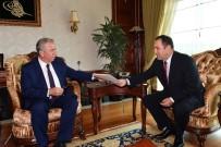 Başkan Yavaş'a Büyükelçilerden Yoğun İlgi