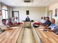 HÜSEYIN ÖNER - Burhaniye'de Kurban Hizmetleri Komisyonu Toplandı