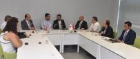 ABDULLAH GÜL - Bursa Model Fabrika Projesi Yerinde Ziyaret Edildi