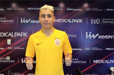 'Galatasaray Hayalim Nihayet Gerçek Oldu'