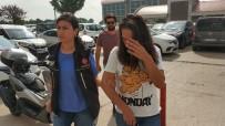 Genç Kadın Uyuşturucu Ticaretinden Gözaltında