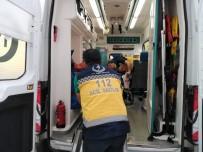 Gercüş'te Motosiklet Kazası Açıklaması 2 Ağır Yaralı