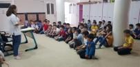 DİŞ SAĞLIĞI - Kütahya'da Yaz Kur'an Kursu Öğrencilerine Sağlık Eğitimi